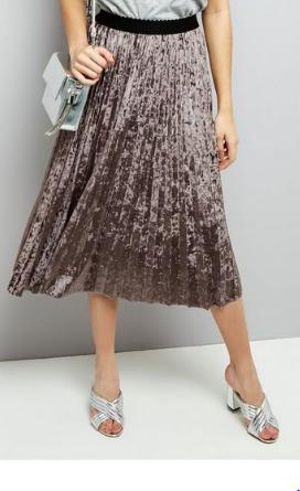 jupe plissée new look.PNG