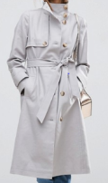 trench col asos